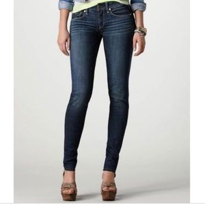 American Eagle Stretch Denim Skinny Jeans Size 2